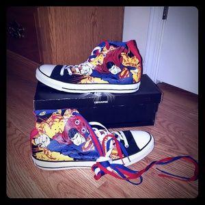 Superman Converse size 12